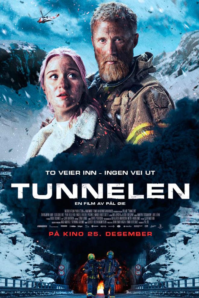 Poster de la Película: El Túnel (2019)