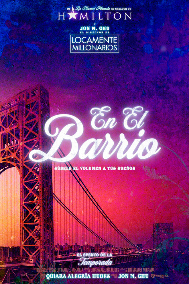 Poster de la Película: En el Barrio