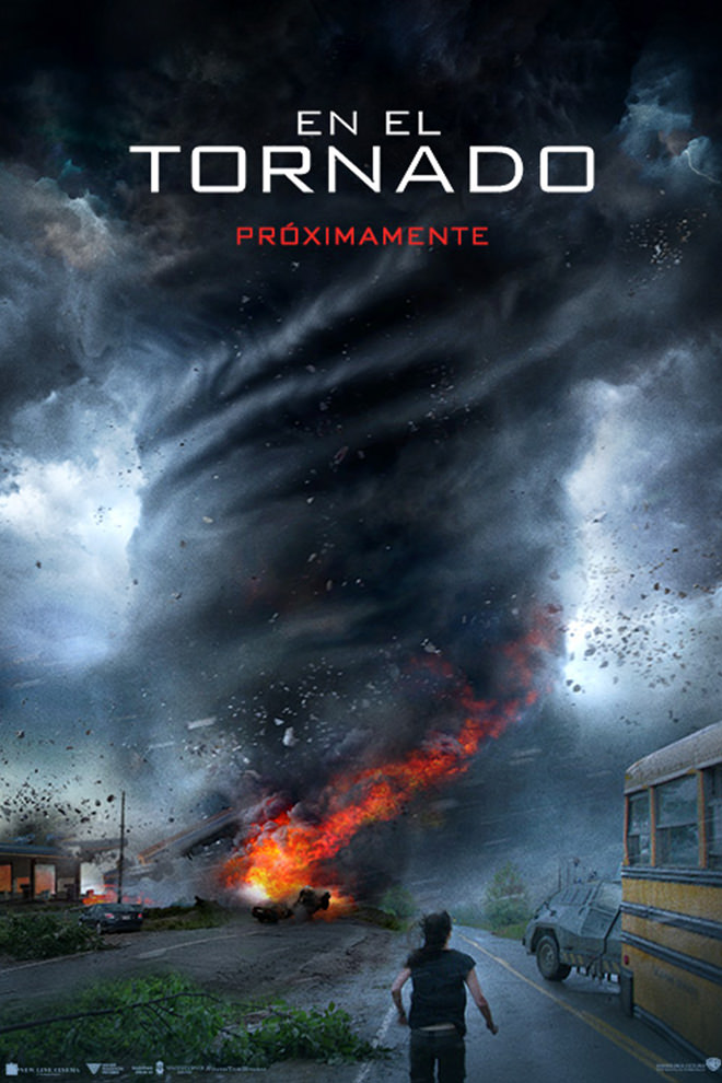 Poster de la Película: En el Tornado