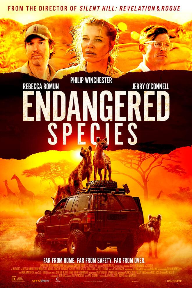 Poster de la Película: Endangered Species (2021)