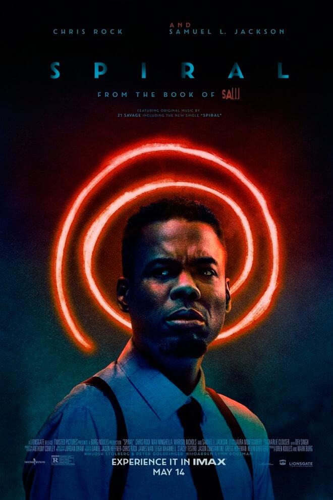 Poster de la Película: Spiral: Saw