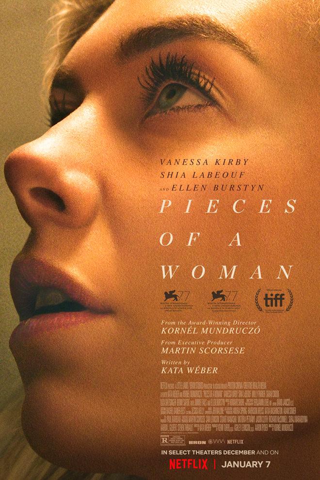 Poster de la Película: Fragmentos de una Mujer