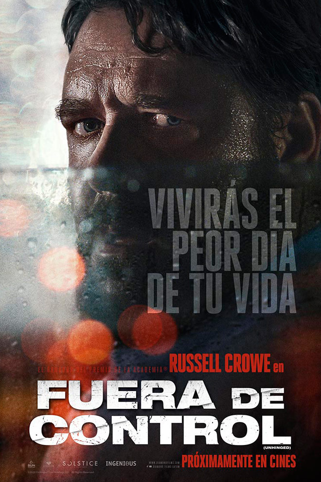 Poster de la Película: Fuera de Control (2020)