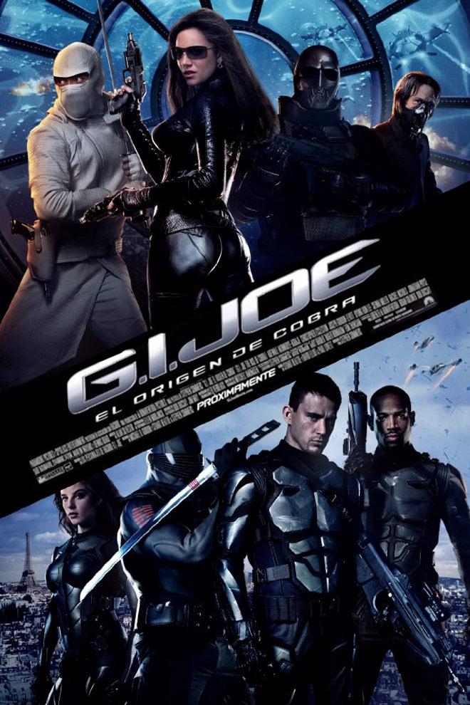 Poster de la Película: G.I. Joe: El origen de Cobra