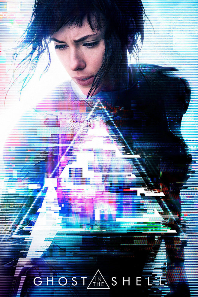 Poster de la Película: Ghost in the Shell: Vigilante del Futuro