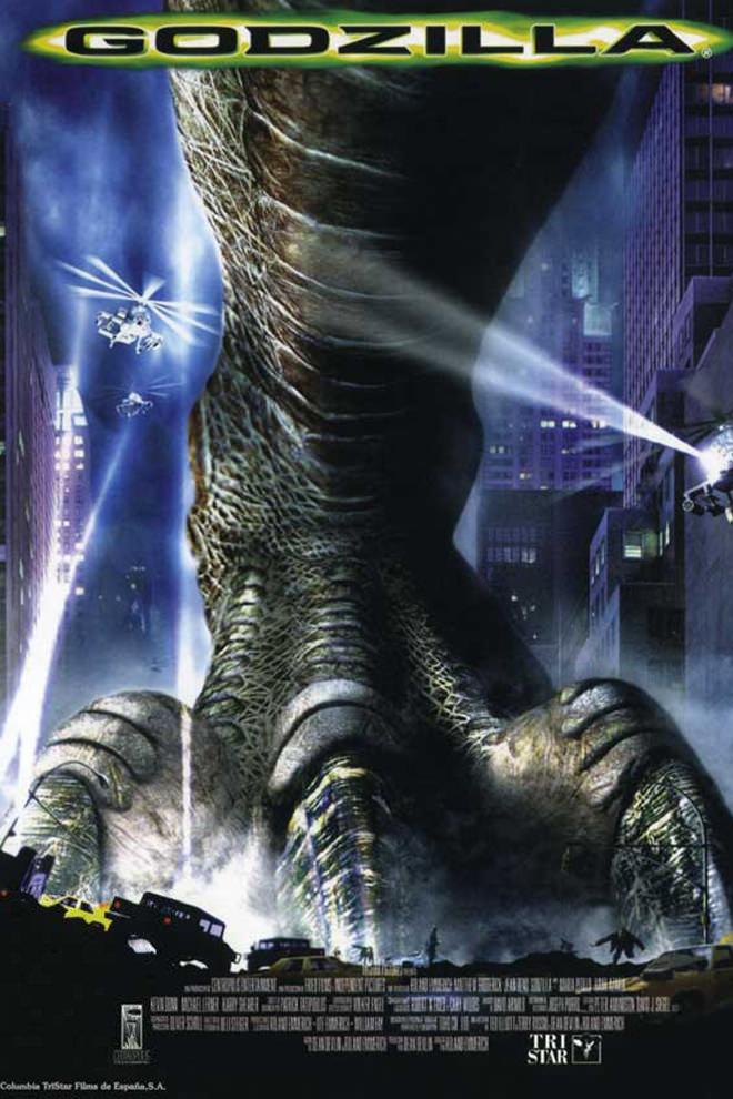 Poster de la Película: Godzilla