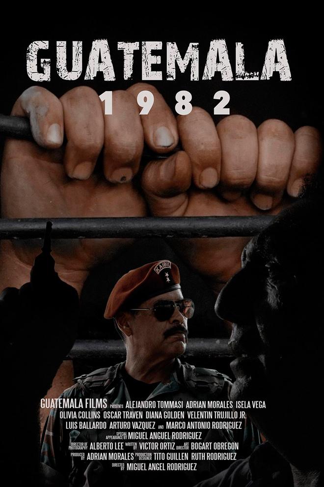 Poster de la Película: Guatemala 1982