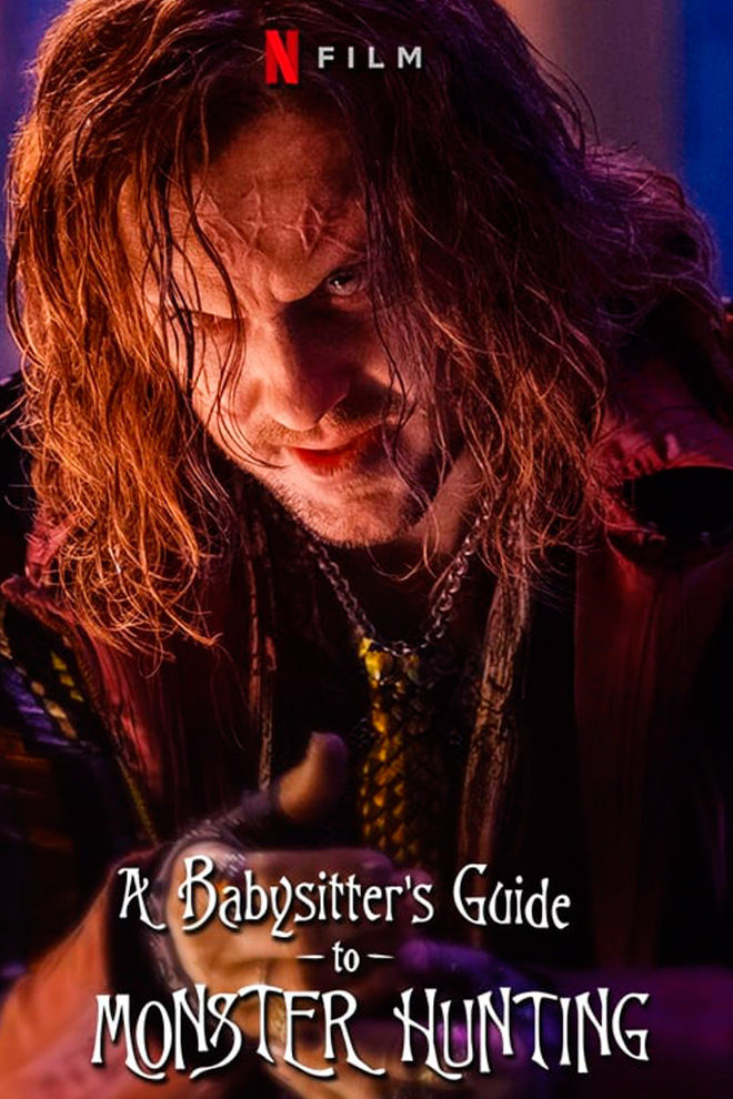 Poster de la Película: A Babysitter's Guide to Monster Hunting