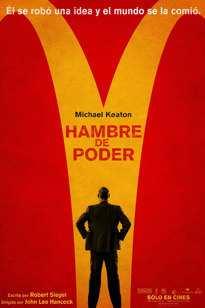 Poster de la Película: Hambre de Poder