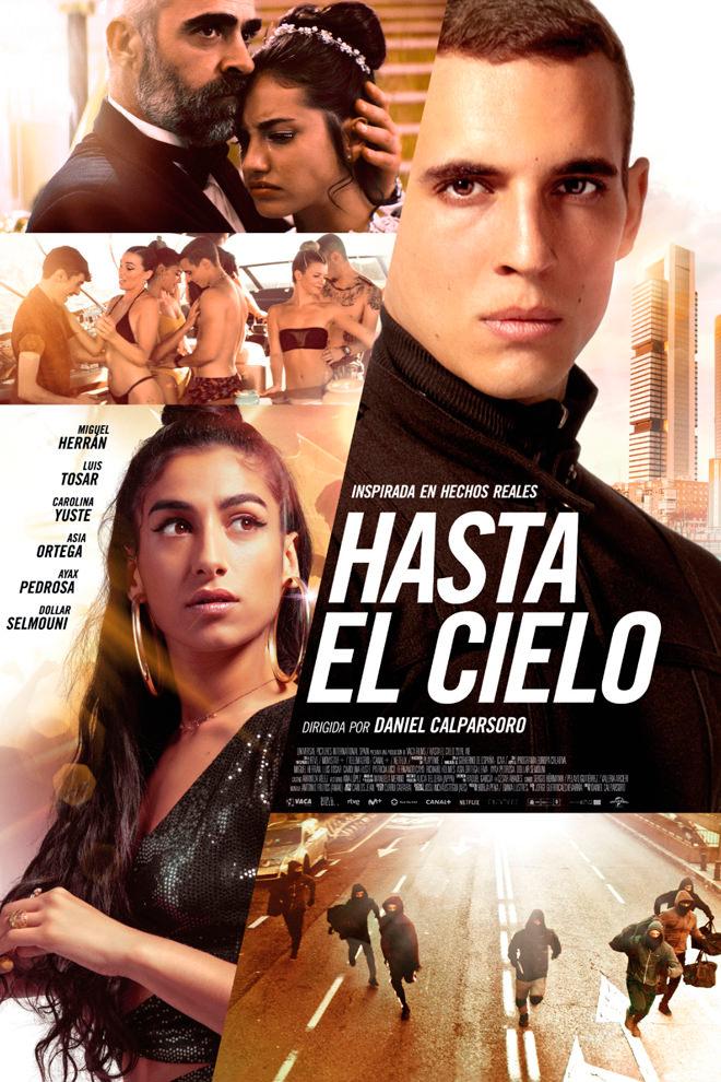 Poster de la Película: Hasta el Cielo
