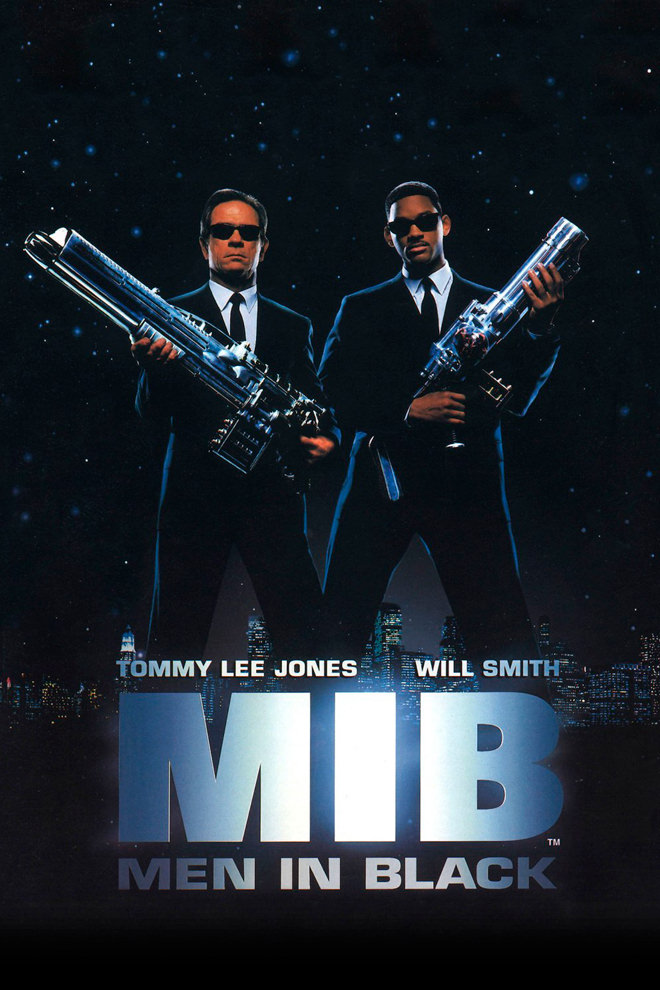 Poster de la Película: Men in Black