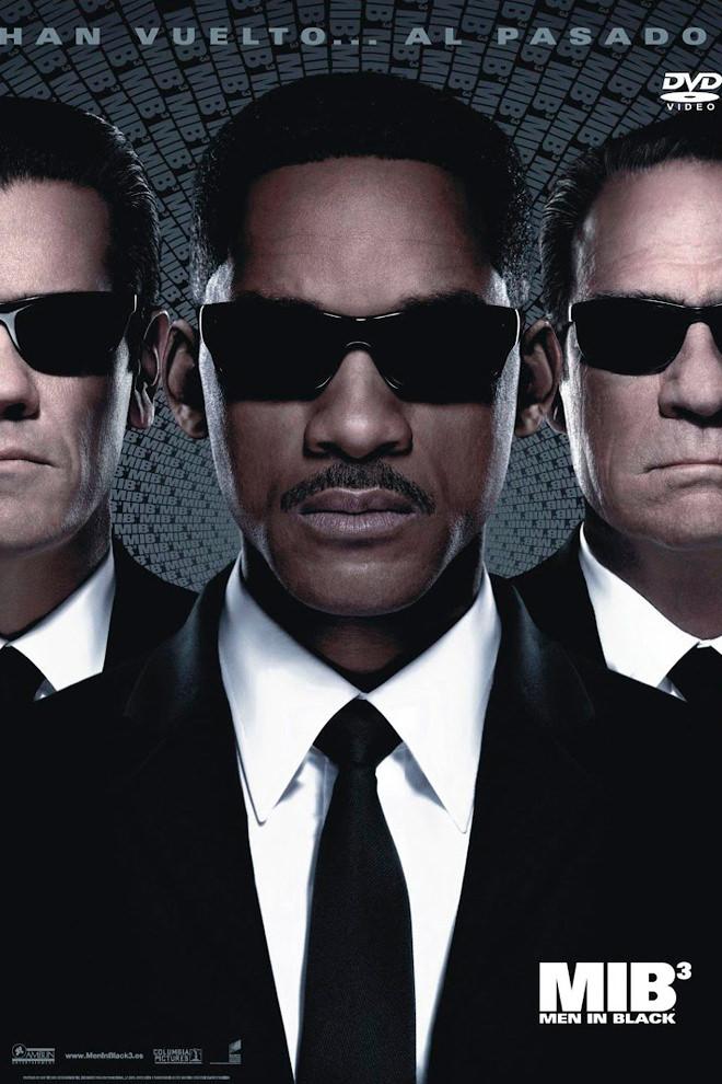 Poster de la Película: Hombres de Negro III