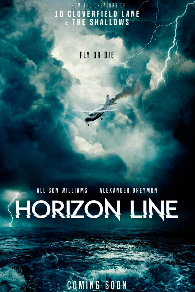 Poster de la Película: Horizon Line (2020)
