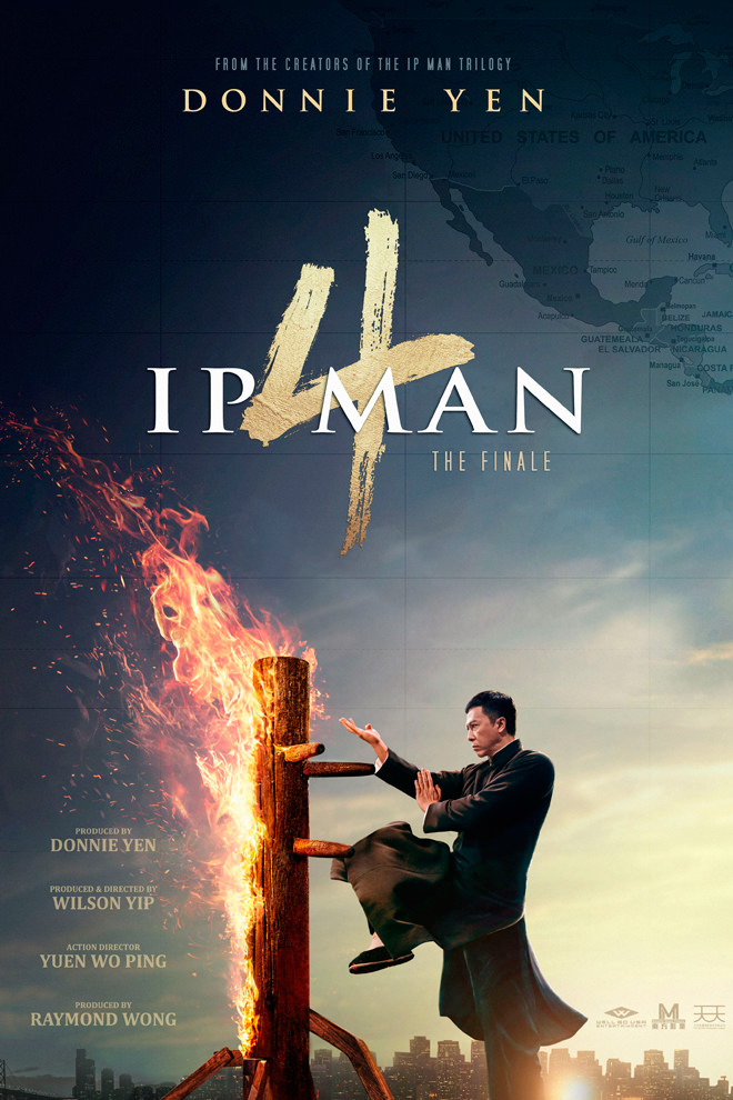 Poster de la Película: Ip Man 4: The Finale