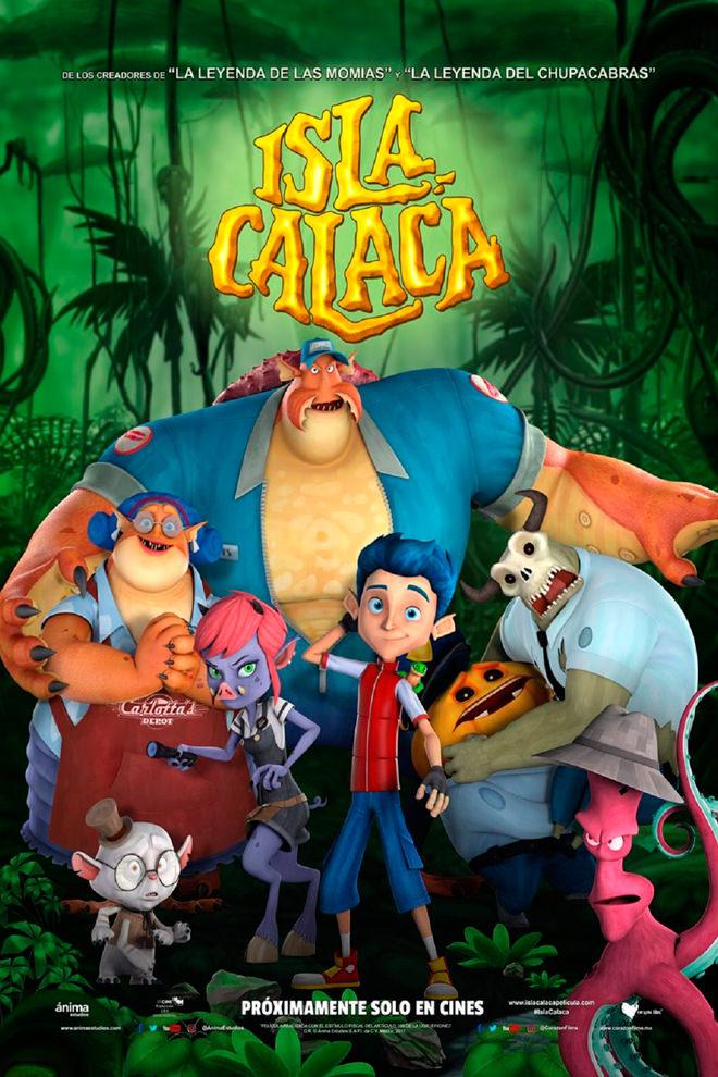 Poster De La Pel 237 Cula Isla Calaca