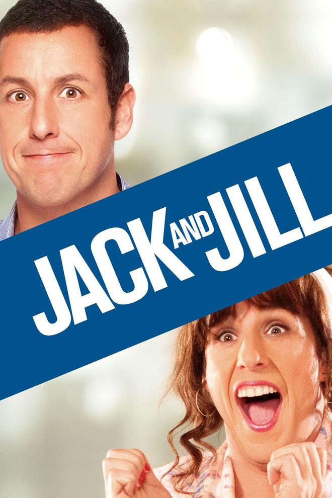 Poster de la Película: Jack y Jill