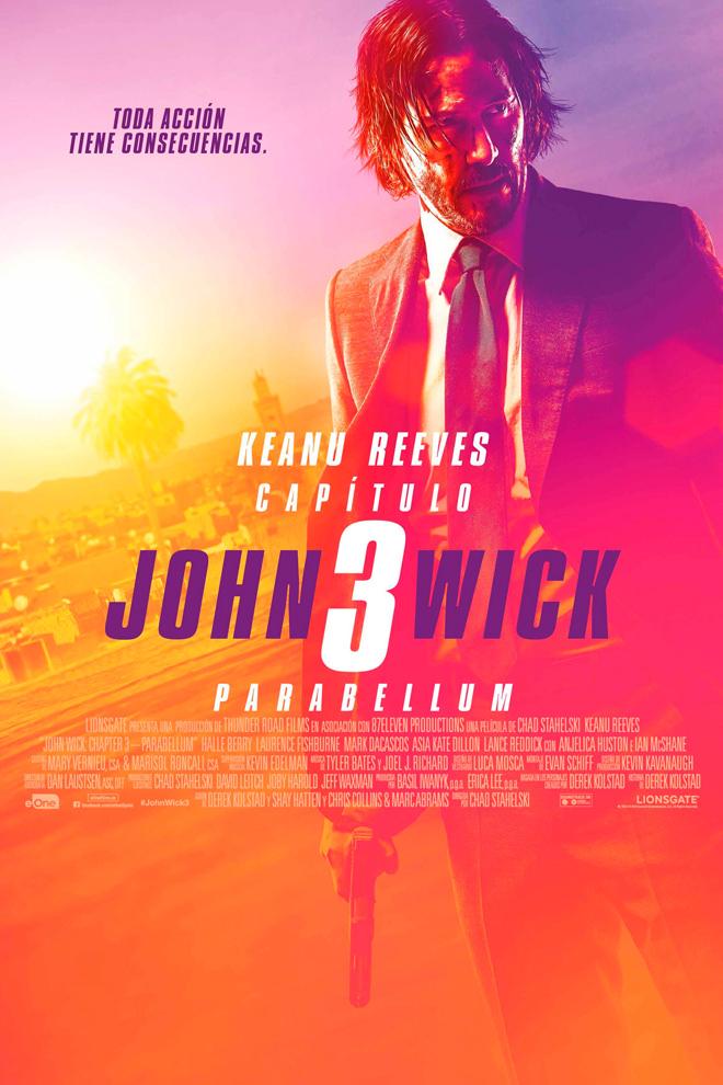 Poster De La Pel 237 Cula John Wick 3 Parabellum