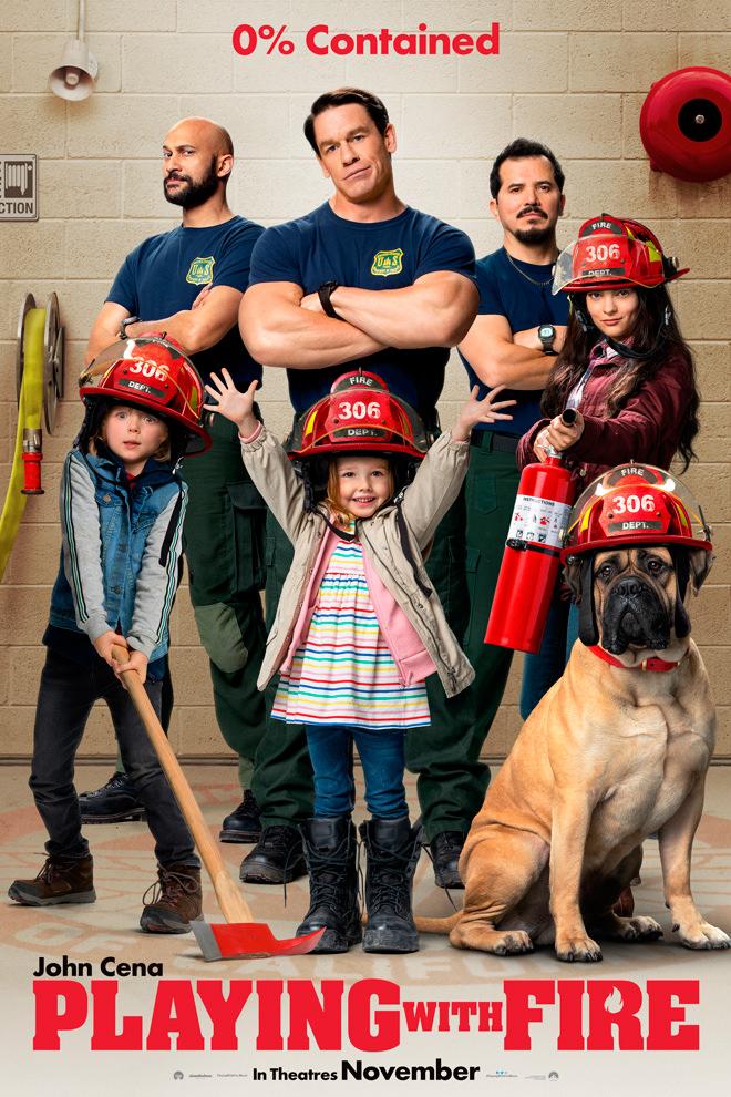 Poster de la Película: Jugando con Fuego (2019)