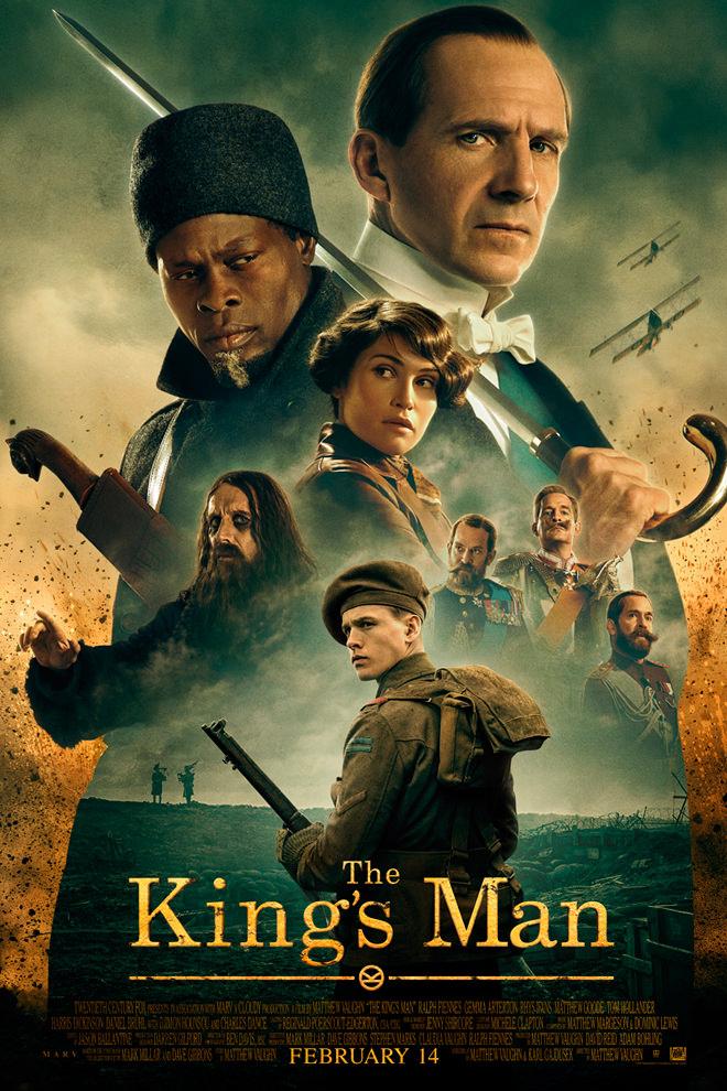 Poster de la Película: King's Man: El Origen