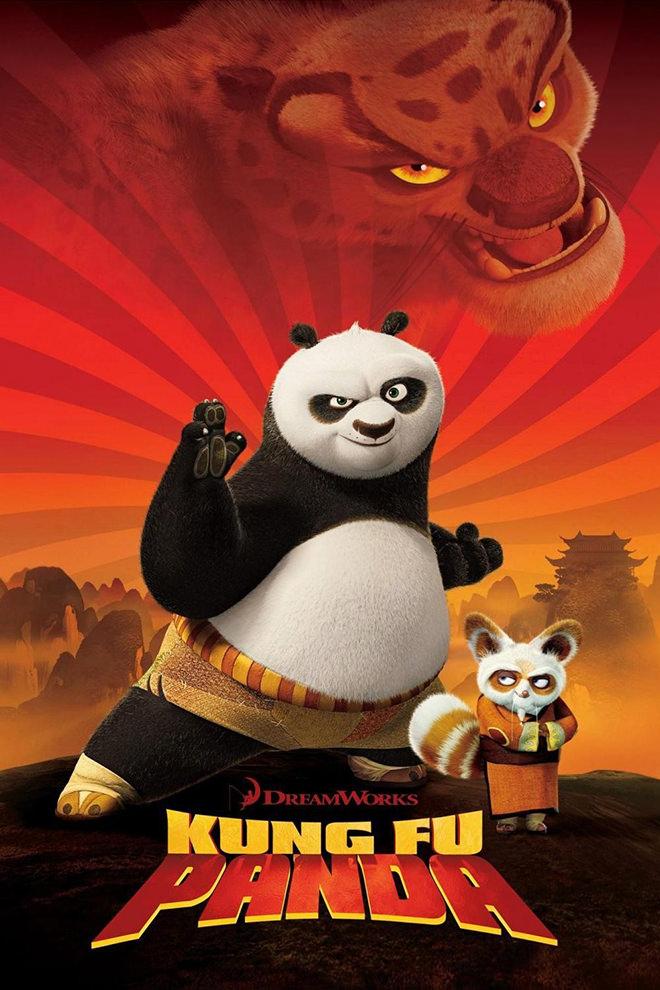 Poster de la Película: Kung Fu Panda