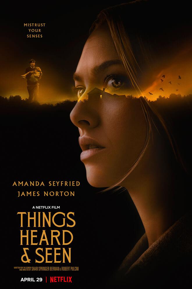 Poster de la Película: Things Heard & Seen