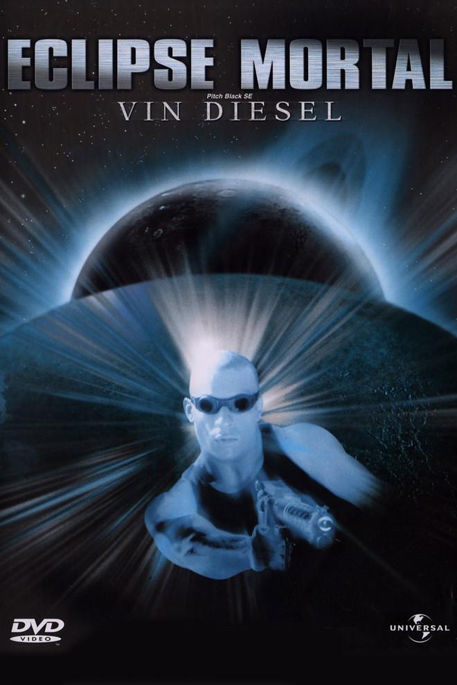 Poster De La Pel 237 Cula La Batalla De Riddick Eclipse Mortal