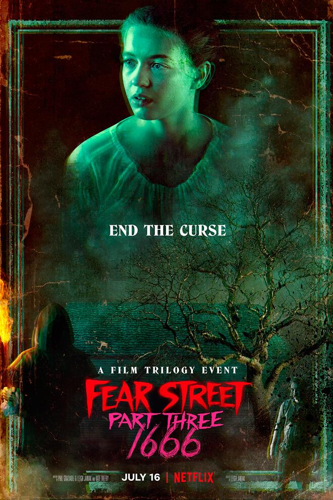 Poster de la Película: La Calle del Terror Parte 3: 1666