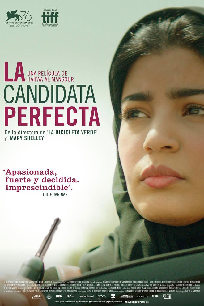 Poster de la Película: La Candidata Perfecta