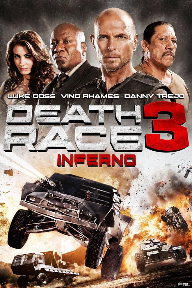 Poster de la Película: La Carrera de la Muerte 3: Infierno