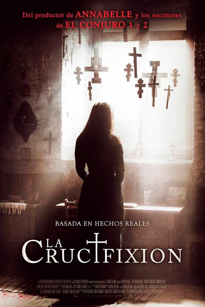 Poster de la Película: La Crucifixión
