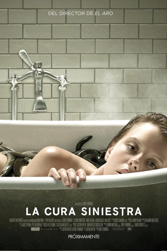 Poster de la Película: La Cura Siniestra