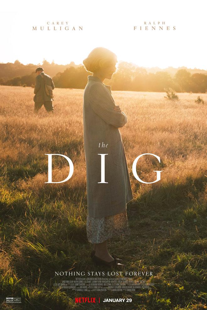 Poster de la Película: The Dig (2021)