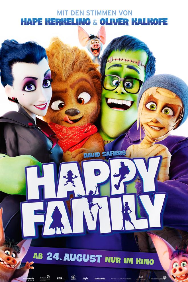 Poster De La Pel 237 Cula La Familia Monster