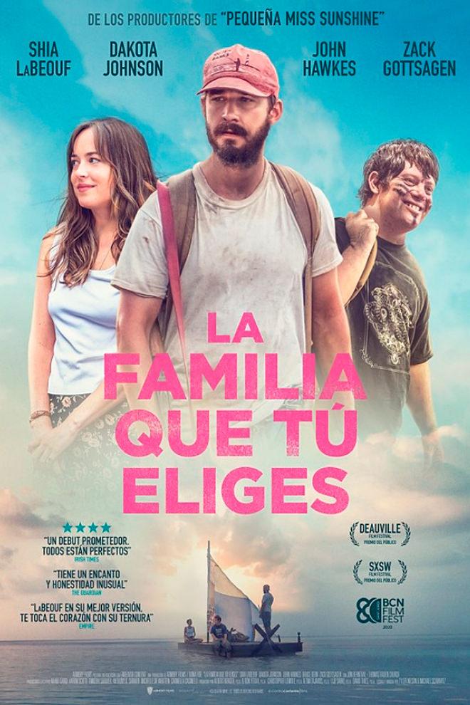 Poster de la Película: La Familia que Tú Eliges