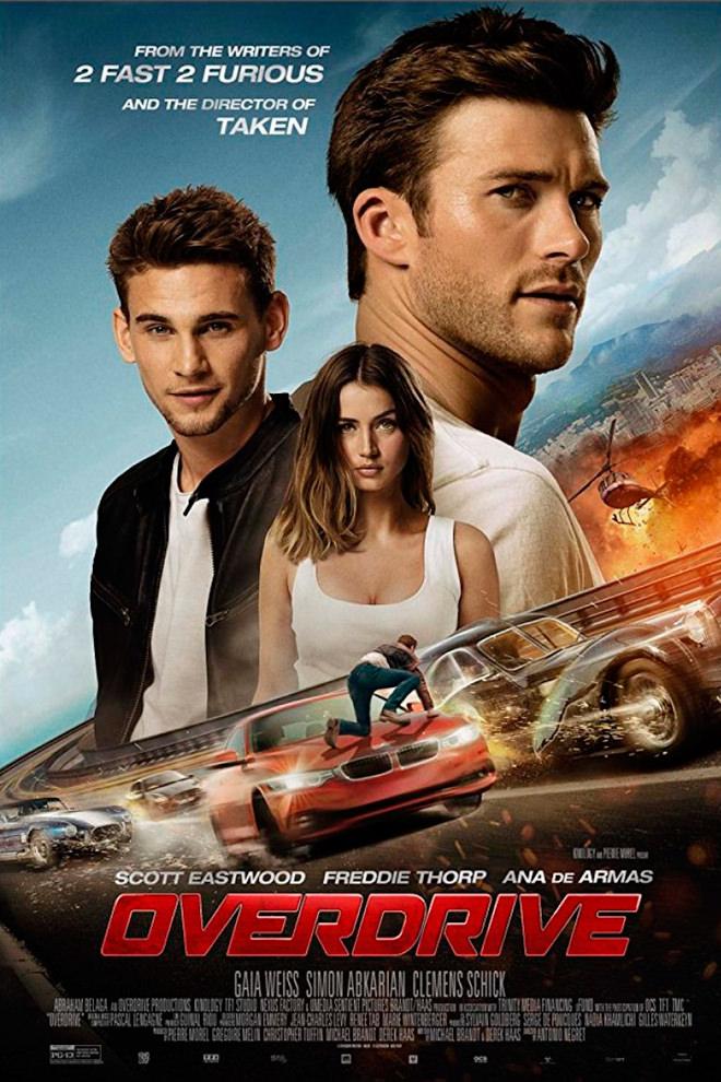 Poster de la Película: Overdrive
