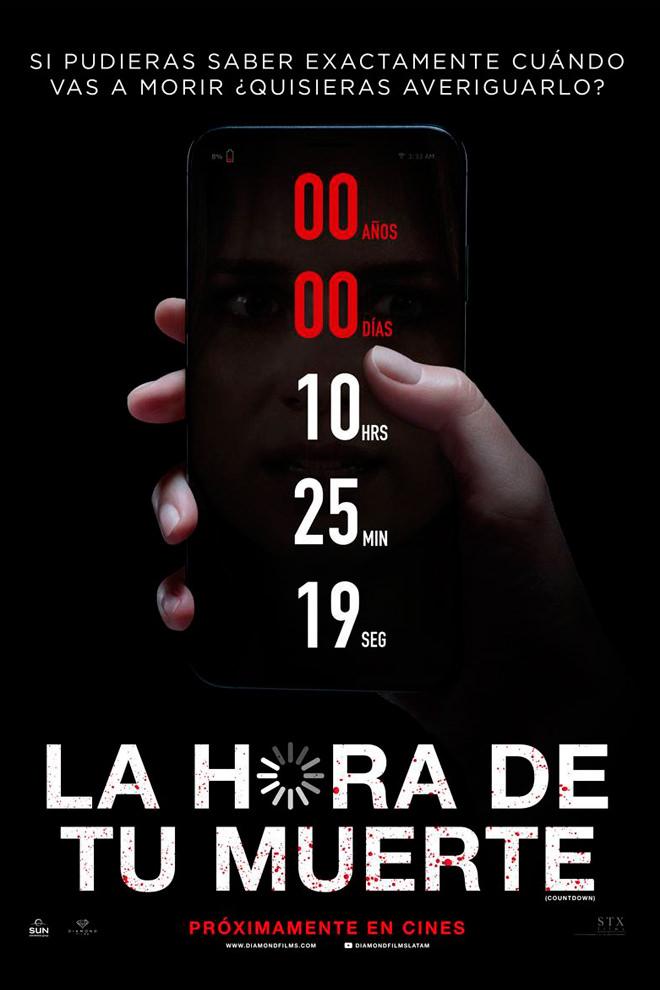 Poster de la Película: La Hora de tu Muerte