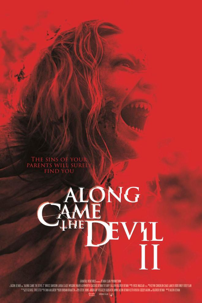 Poster de la Película: La Llegada del Diablo II