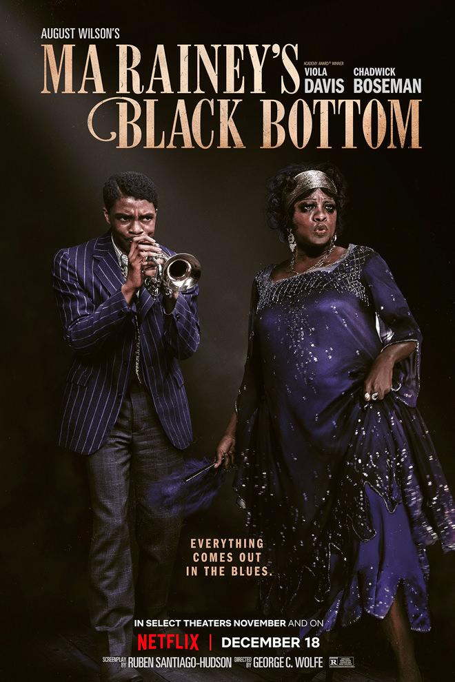 Poster de la Película: La Madre del Blues