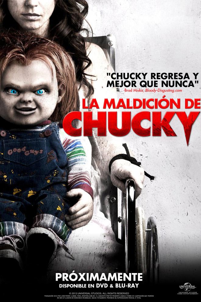 Poster de la Película: La Maldición de Chucky