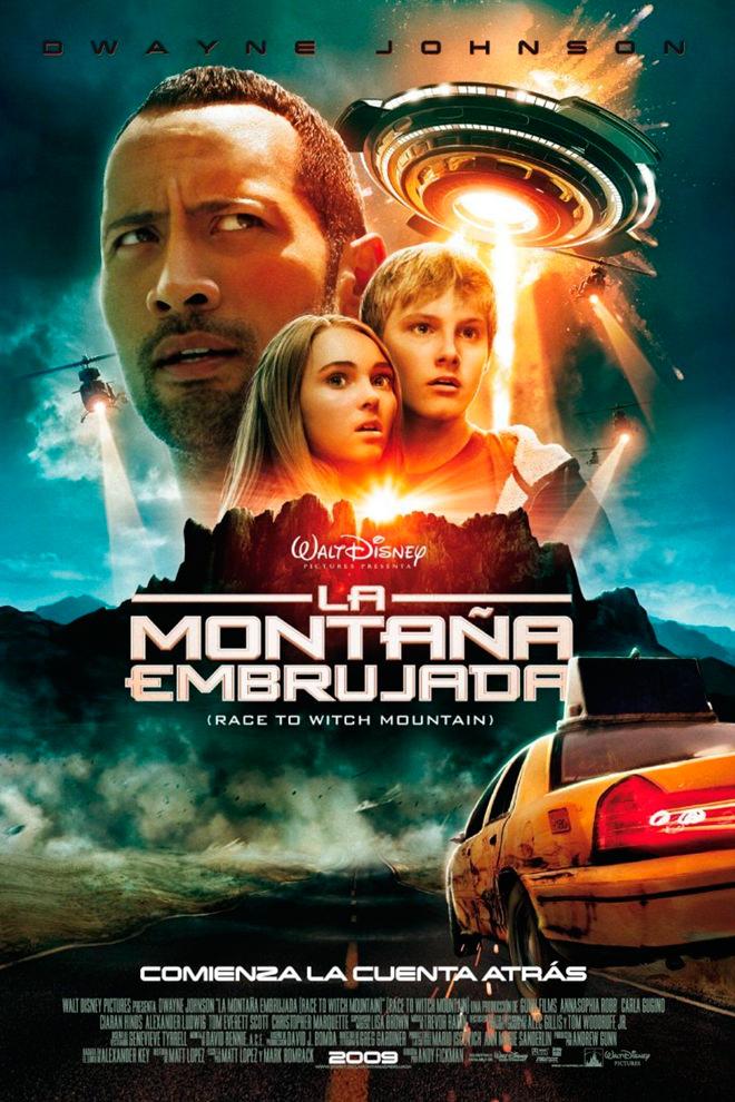 Poster de la Película: La Montaña Embrujada