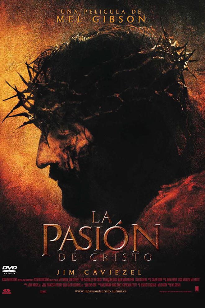 Poster de la Película: La Pasión de Cristo
