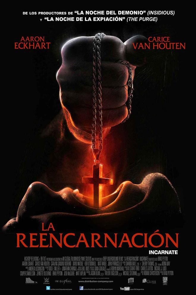 Poster de la Película: La Reencarnación: La Fé nos ha Fallado