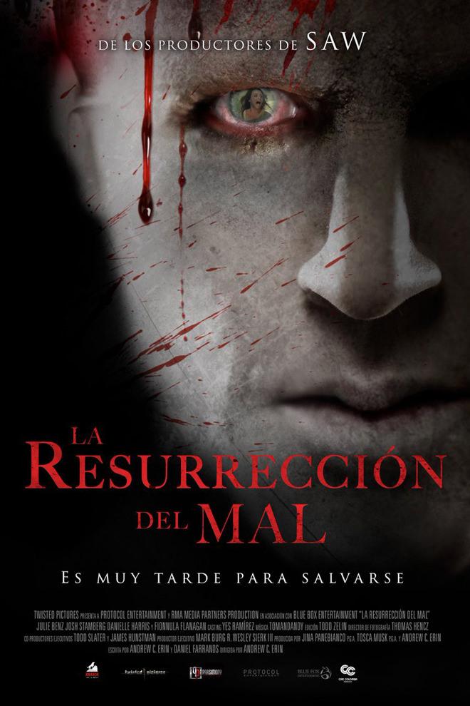 Poster de la Película: La Resurrección del Mal (2017)