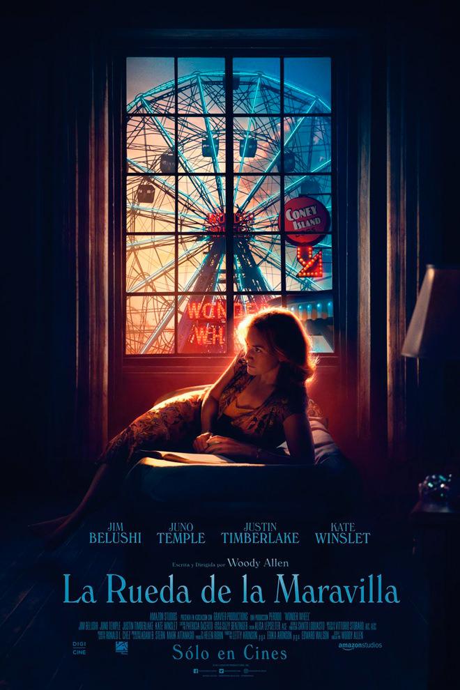 Poster de la Película: La Rueda de la Maravilla