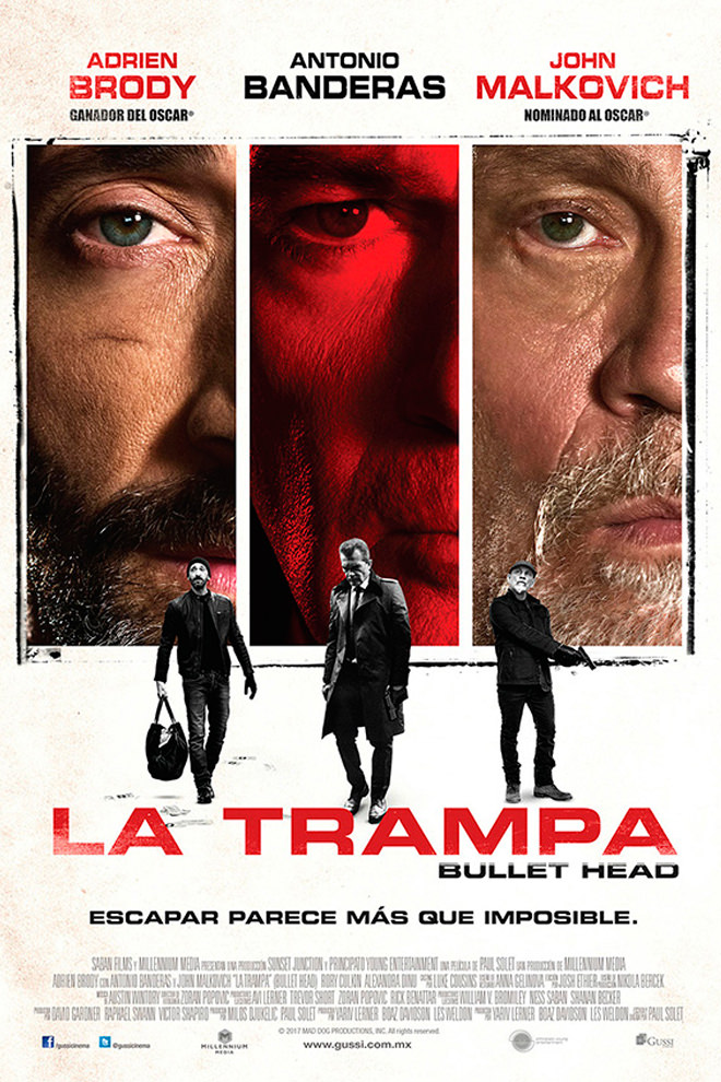 Poster De La Pel 237 Cula La Trampa 2017