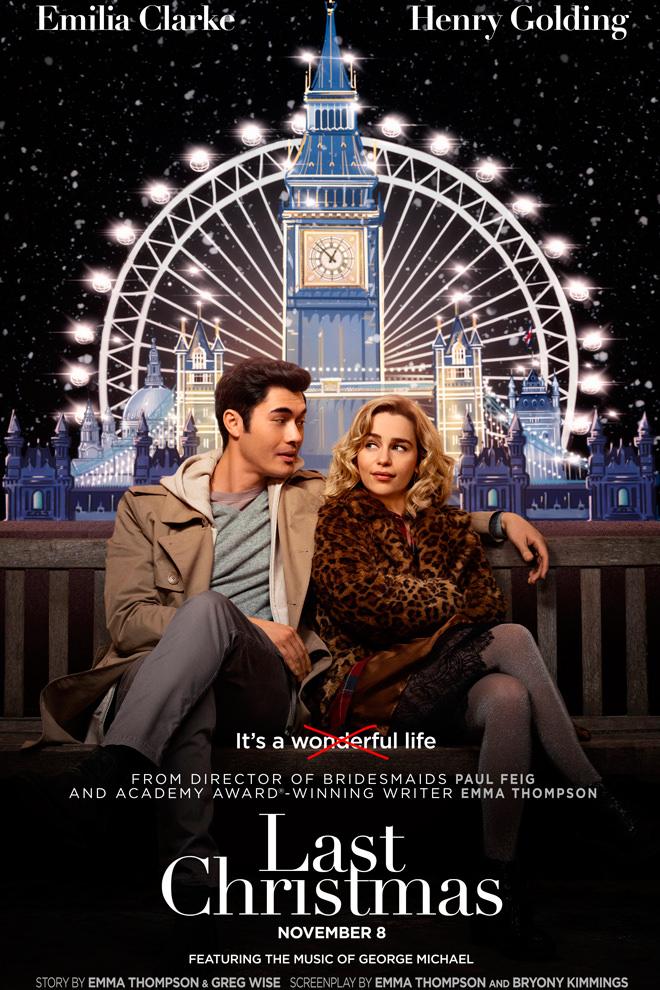 Poster de la Película: Last Christmas: Otra Oportunidad para Amar