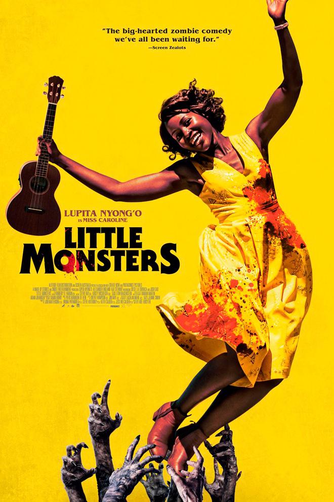 Poster de la Película: Little Monsters (2019)
