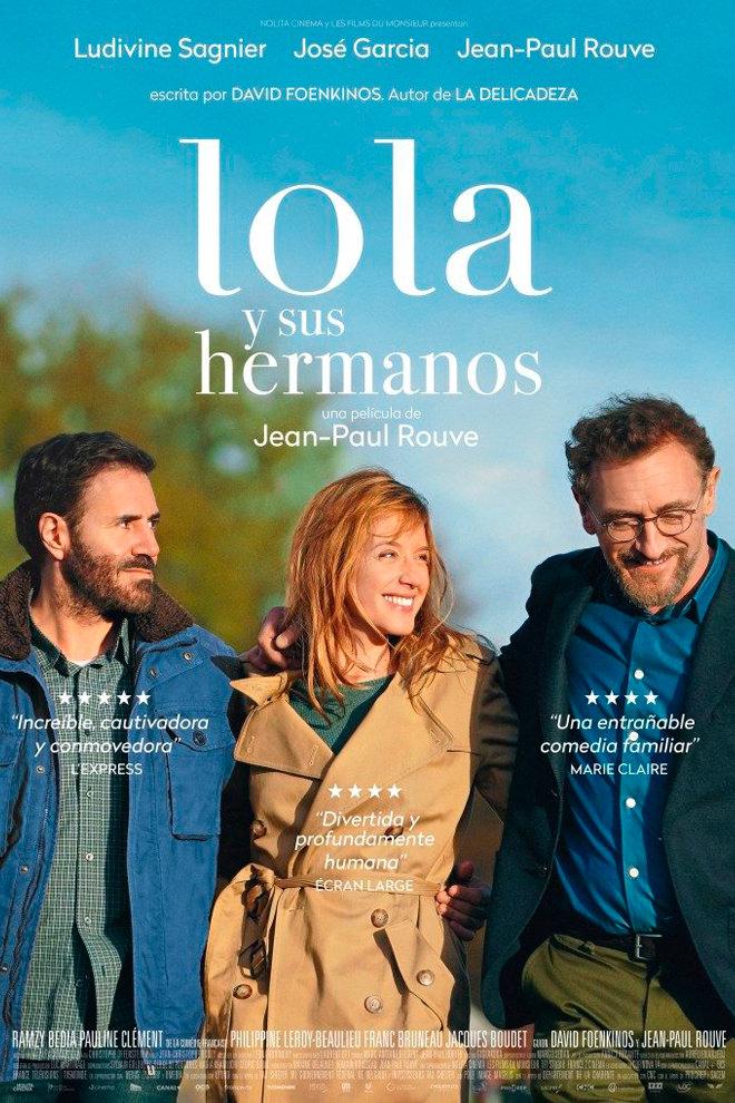 Poster de la Película: ola et ses frères