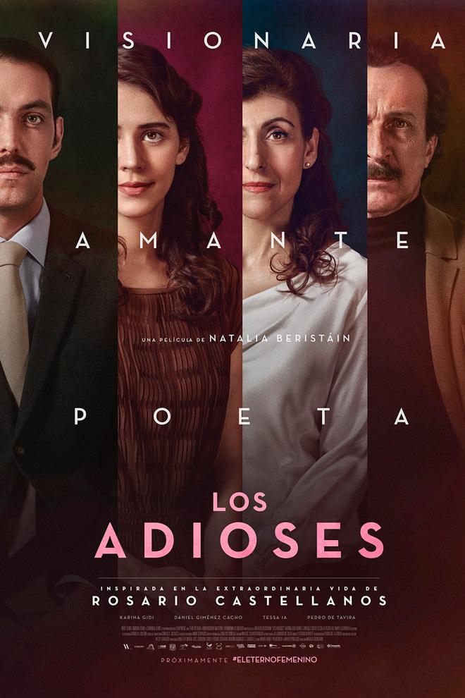Poster de la Película: Los Adioses