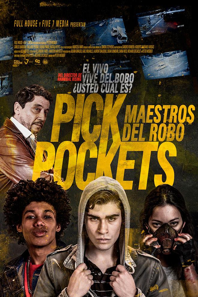 Poster De La Pel 237 Cula Maestros Del Robo